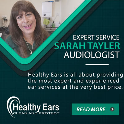 David tayler healthy ears