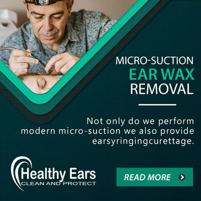 ear wax removal microsuction