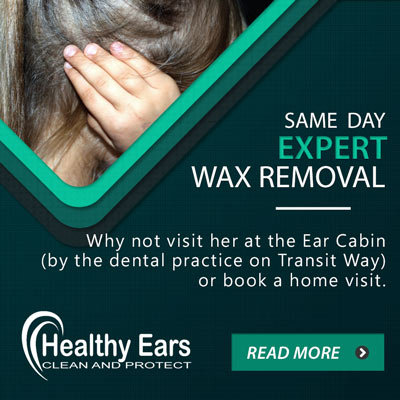 ear wax removal same day